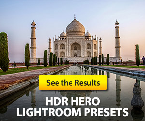 HDR Hero Lightroom Presets